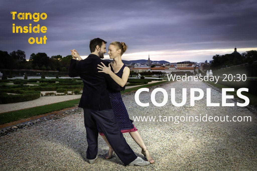 Tango Wien Helmut Höllriegl Tango argentino inside Out vienna